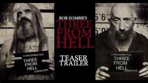 trailer  rob zombies   hell trailer