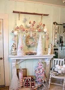 Chic Und Mit : 44 zarte sch bige schicke weihnachtsdekoration ideen beste inspiration ~ Orissabook.com Haus und Dekorationen
