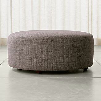 Where To Buy Ottoman - storage ottomans and cubes crate and barrel
