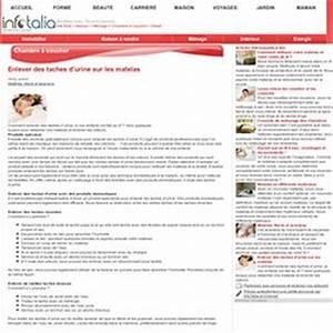 Enlever Tache Urine Seche Sur Matelas : tache d 39 urine pearltrees ~ Melissatoandfro.com Idées de Décoration
