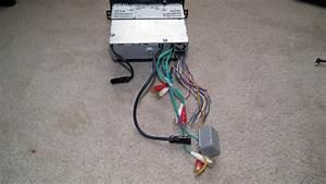 Fs   Alpine Cda 9815 With 03  06 Console Installation Kit