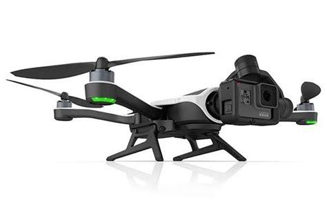 gopro karma flying drone supports hero hero session  hero gadgetsin