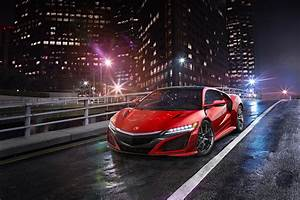 The Designer Of The New Acura NSX