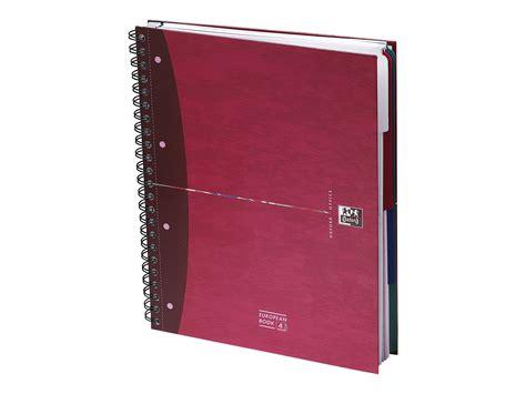 bureau vallee fr oxford office europeanbook a5 cahier 14 8 x 21 200