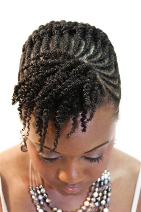 Cornrows And Twists Hairstyles by Flat Twists Two Strand Twists Au Naturelle Tr 232 S Fab In