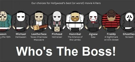 Who Is The Greatest Movie Killer Of All Time?