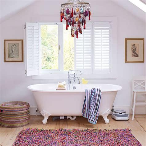 bright bathroom ideas bright and vibrant vintage bathroom family bathroom