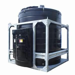 Cuve Fuel Double Paroi : cuve gasoil gnr 15000l pehd double paroi pro ~ Melissatoandfro.com Idées de Décoration