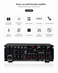Sunbuck 150w 2 220v Home Bluetooth Hifi High Power