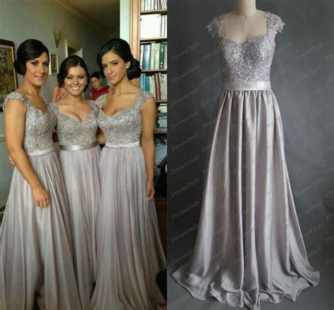 bridesmaid dresses gray best 25 silver grey bridesmaid dresses ideas on silver bridesmaid dresses silver