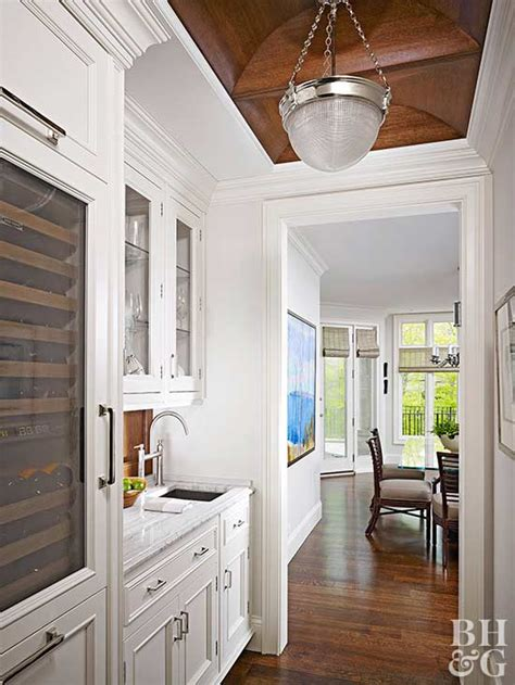 butlers pantry ideas  homes gardens
