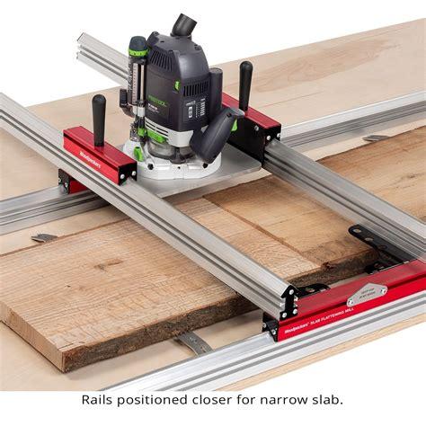 slab flattening mill woodworking slab flattening mill