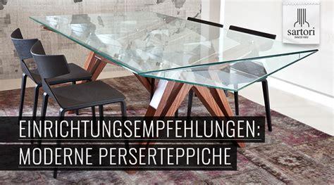 Interior Revival Die Neue Teppich Lust by Moderne Einrichtung Mit Perserteppich