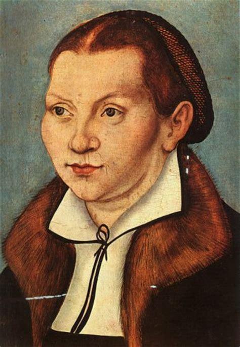Katharina Von Bora  Ökumenisches Heiligenlexikon