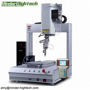 China High Precision Automatic Soldering Machine For Pcb