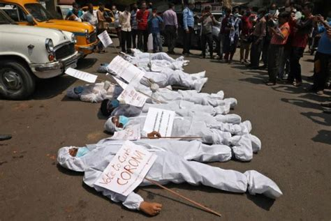 Some Indian states warn of vaccine shortage as COVID-19 ...