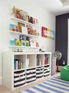Great storage ideas for a kids room - the @IKEA USA