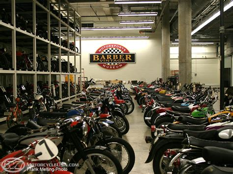 barber museum  motorcycle usa