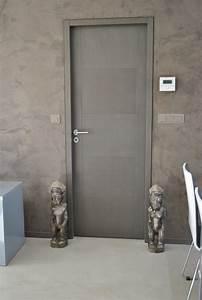 Béton Ciré Mural : photos enduits ciment mural beton cire bordeaux plafonds tendus chapes fluides ~ Melissatoandfro.com Idées de Décoration