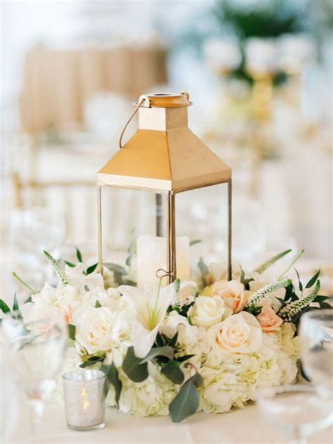 Lantern Centerpiece Ideas