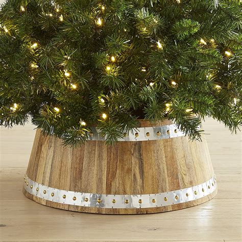 christmas tree collar pier 1 10 best tree skirts for 2017 white gold tree skirts