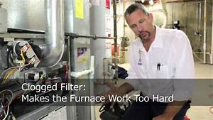 How To Fix A Gas Furnace  Furnace Blower Does Not Turn Off