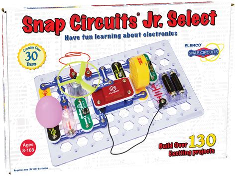 Toys Product Detail Snap Circuits Junior Select
