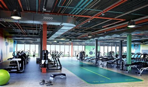Gym Interior : 20 Ultra Modern Sleek Gym Design Collection To Get Inspired