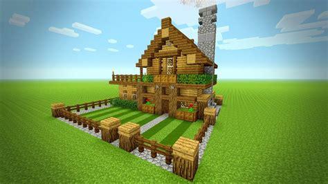 minecraft survival house step  step imugr album modern house