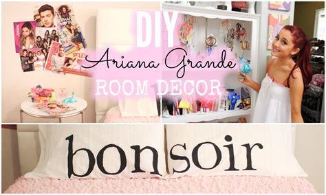 DIY Ariana Grande Room Decor! Cheap & Simple!   YouTube