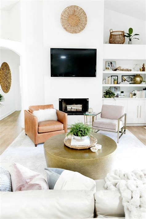 mismatched armchairs   latest trend   living room