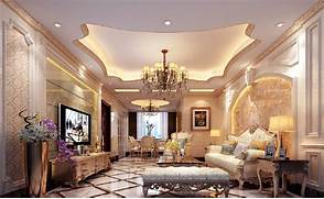 Home Interior by European Style Luxury Home Interior Decoration 2015 Download 3D House