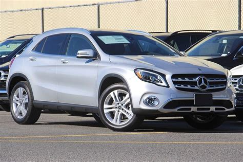 Rated 4 out of 5 stars. New 2018 Mercedes-Benz GLA GLA 250 SUV in San Rafael ...