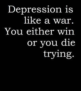 depressed depression sad quotes silentteddys •