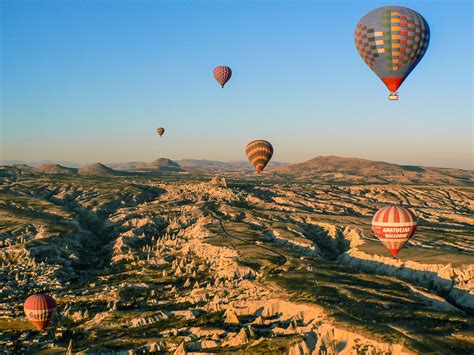 Cappadocia Chris Gregorys Alphathreads