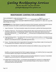 bookkeeping contract template free templates resume With payroll services engagement letter