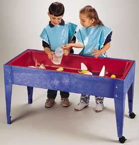 sensory table replacement tub indoor outdoor sand water table w top playground outdoor