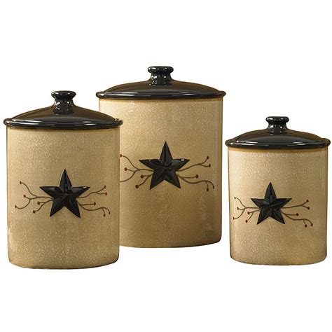 primitive kitchen canisters vine canister set in 2019 primative kitchen