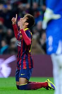 Neymar in FC Barcelona v Villarreal CF - La Liga - Zimbio