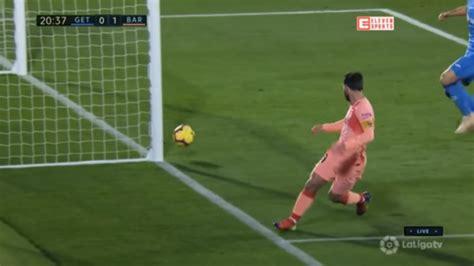 Getafe 1 x 2 Barcelona - Campeonato Espanhol 2018/19 rodada 18 - Tempo Real - Globo Esporte