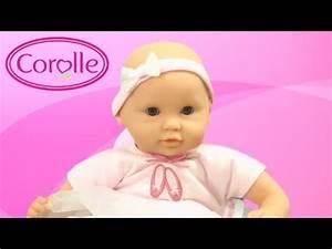 Bébé Corolle Youtube : mon premier bebe calin ballerina doll from corolle youtube ~ Medecine-chirurgie-esthetiques.com Avis de Voitures