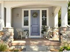 Grey Front Doors For Sale by What Your Front Door Color Has To Say About Your Personality PHOTOS HuffPost
