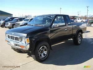 1997 Nissan Hardbody Truck Se Extended Cab 4x4 In Super