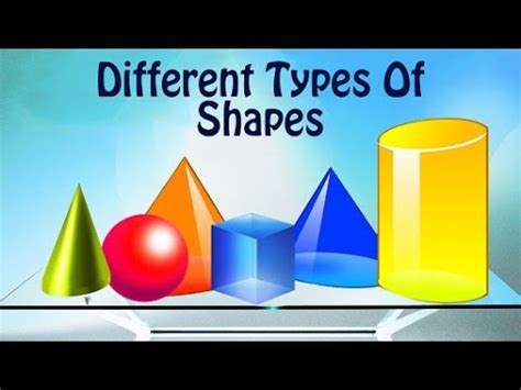 learn different types of shapes learn geometric names 803 | hqdefault