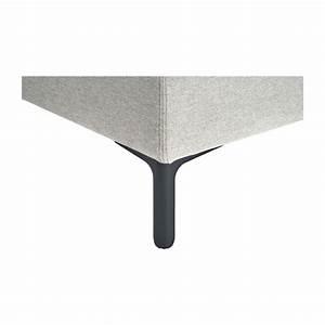 Pied De Lit Metal : mars pieds de lit x4 en m tal habitat ~ Nature-et-papiers.com Idées de Décoration