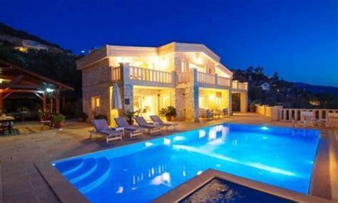 inspirasi rumah mewah minimalis keren banget oliswel