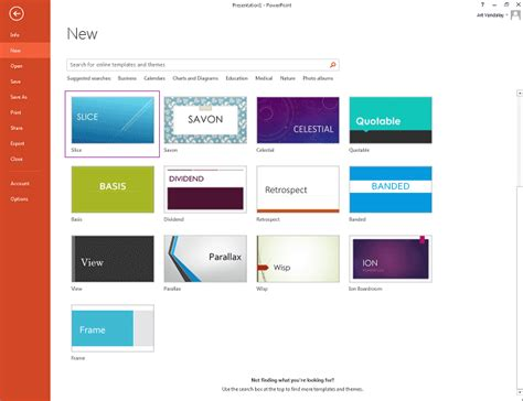 powerpoint apply template design templates for powerpoint 2013 use slide design templates in powerpoint 2013 daves