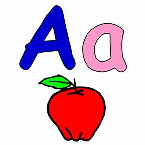 ordinary lovely the loveliest abc books for your little With letter a flashcards with pictures