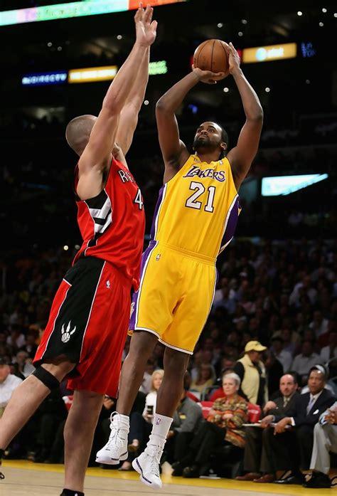 Los Angeles Lakers Vs. Toronto Raptors