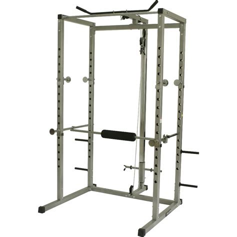 Olympic Weight Sets With Bench by Valor Fitness Bd 7 Power Rack W Lat Machine